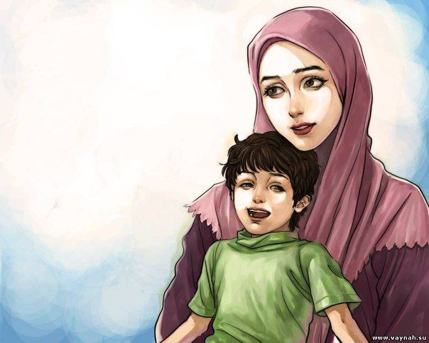 Mothers Rights In Islam